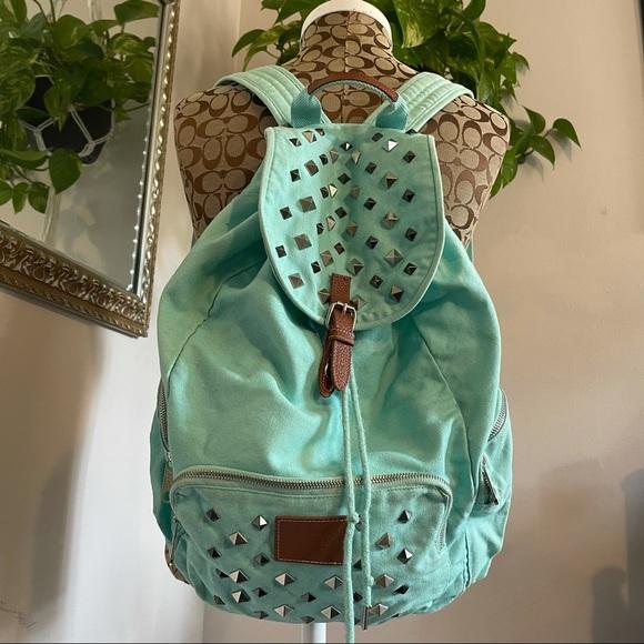 VS PINK Studded Backpack